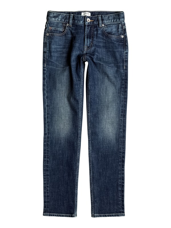 0 Distorsion Neo Dust - Slim Fit Jeans  EQBDP03130 Quiksilver