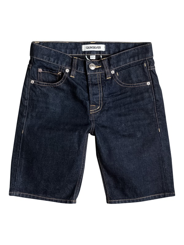 0 Revolver Rinse - Denim-Shorts  EQBDS03026 Quiksilver