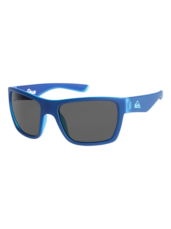 0 Captain - Sonnenbrille Blau EQBEY03003 Quiksilver