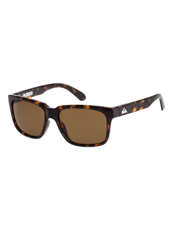 0 Player - Sunglasses Brown EQBEY03004 Quiksilver