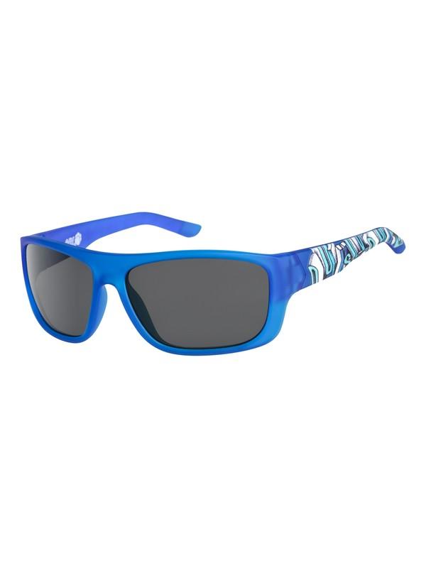 0 Arlo - Sunglasses Blue EQBEY03005 Quiksilver