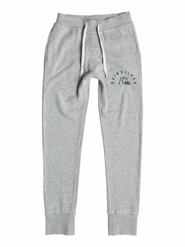 0 Holman Slim - Pantalon de jogging  EQBFB03006 Quiksilver