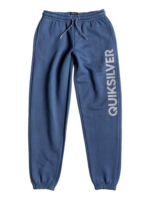 0 Boy's 8-16 Screen Tracksuit Pants  EQBFB03028 Quiksilver