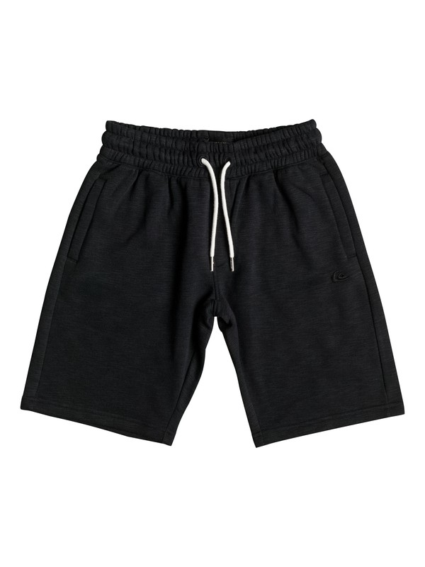 "0 Boy's 8-16 Everyday 17"" Tracksuit Shorts  EQBFB03034 Quiksilver"