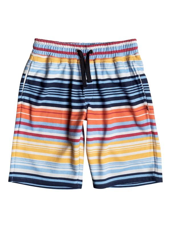 """0 Swell 15"""" - Shorts de sport Gris EQBFB03039 Quiksilver"""