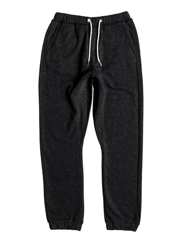 0 Everyday Fonic - Pantalon de jogging Noir EQBFB03044 Quiksilver