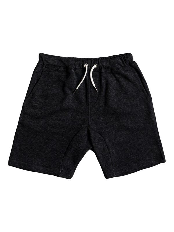 "0 Everyday Fonic 16"" - Short de sport Noir EQBFB03048 Quiksilver"