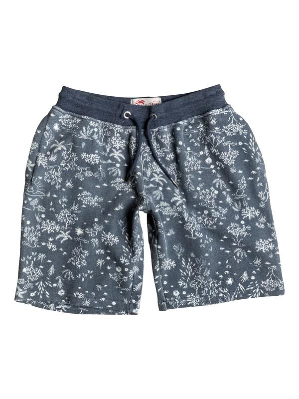 0 Cyclops - Shorts de sport Bleu EQBFB03051 Quiksilver