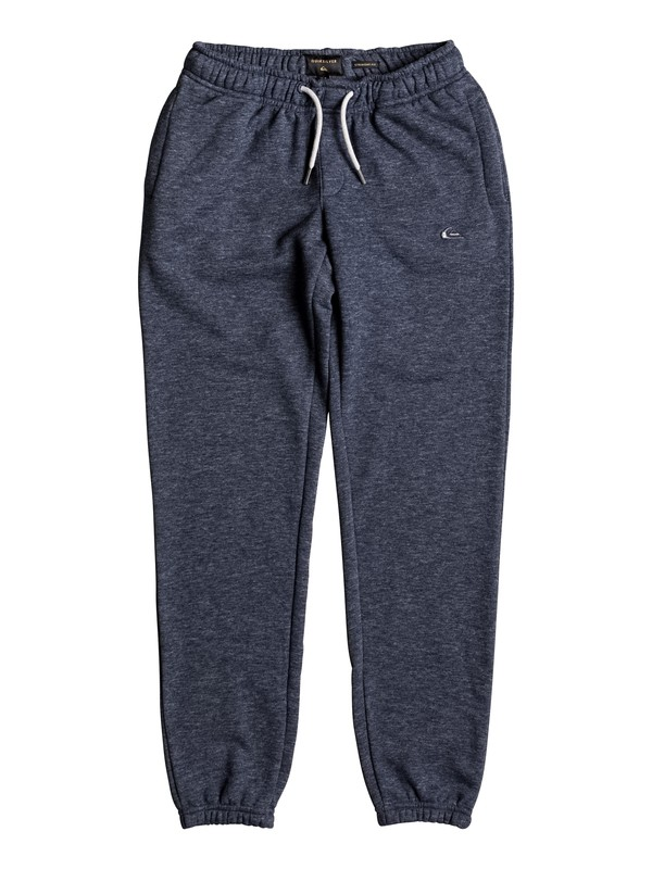0 Everyday - Tracksuit Bottoms Blue EQBFB03055 Quiksilver