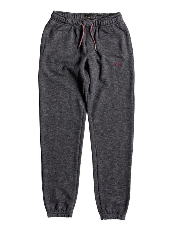 0 Everyday - Tracksuit Bottoms Black EQBFB03055 Quiksilver
