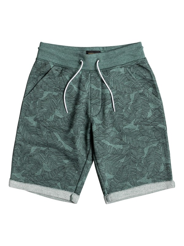 0 Masento - Sweat Shorts Blue EQBFB03062 Quiksilver