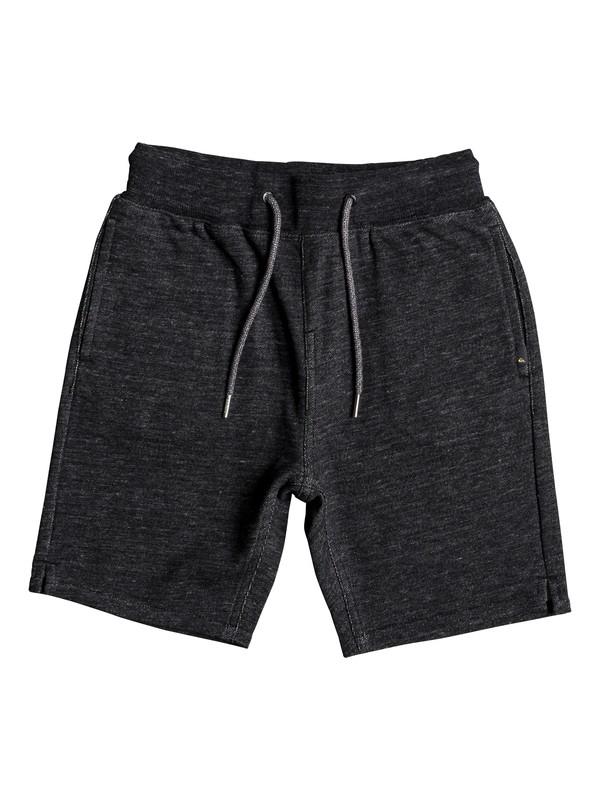 0 Felicis - Shorts de sport Noir EQBFB03063 Quiksilver