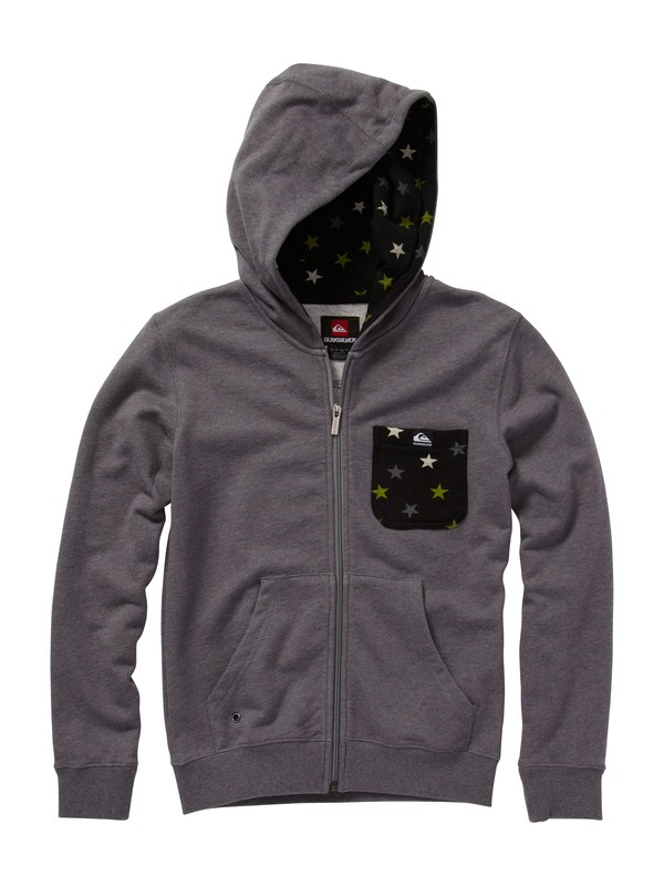 0 Boys 8-16 Solana Star Hooded Sweatshirt  EQBFT00024 Quiksilver
