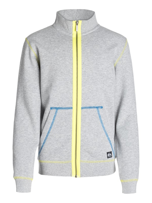 0 BAHINE FULL ZIP YOUTH Gris EQBFT00088 Quiksilver