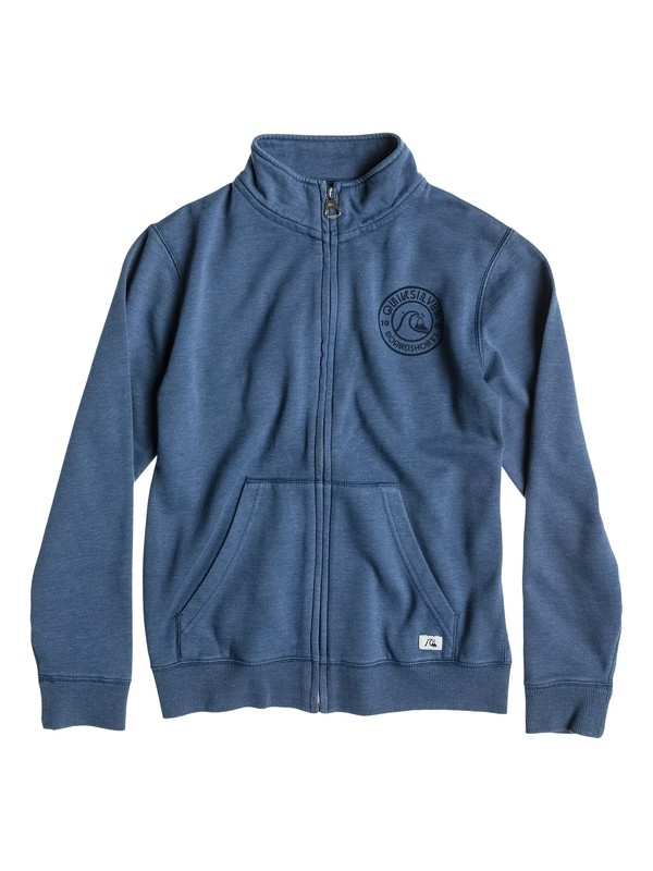 0 Prescott Full Zip Youth  EQBFT03037 Quiksilver