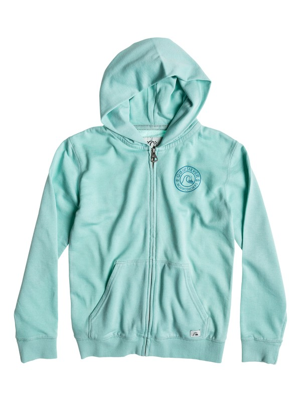 0 Prescott Zip Youth  EQBFT03038 Quiksilver
