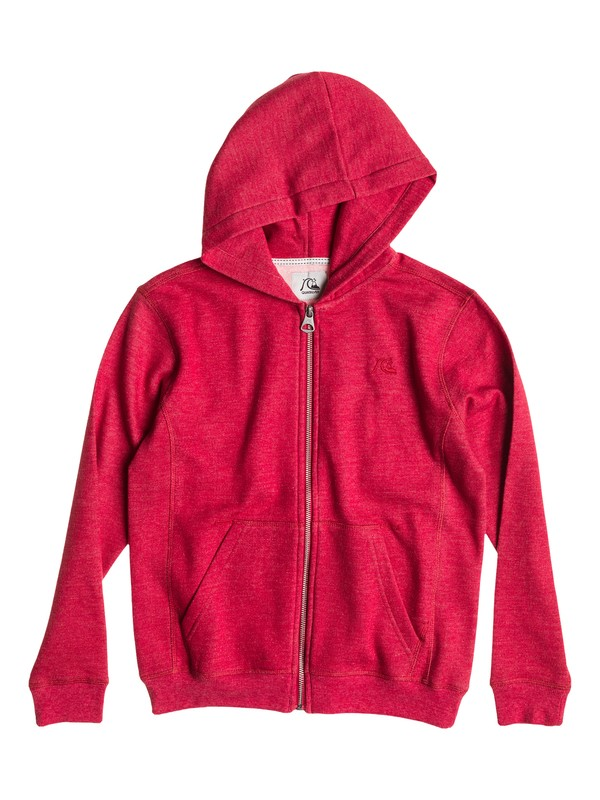 0 Everyday Heather  Zip Youth  EQBFT03039 Quiksilver
