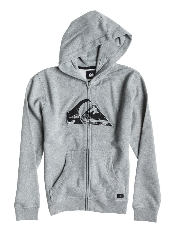 0 Hood Zip Mtw Youth  EQBFT03048 Quiksilver