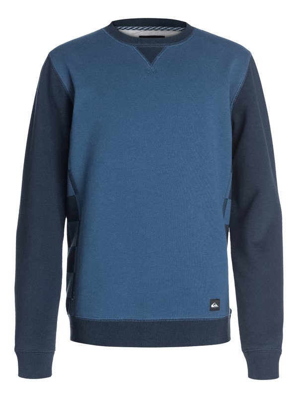 0 SOLANA CREW YOUTH  EQBFT03059 Quiksilver