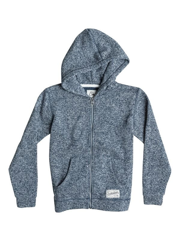 0 Keller Zip - Fleece-Sweat-Jacke  EQBFT03104 Quiksilver