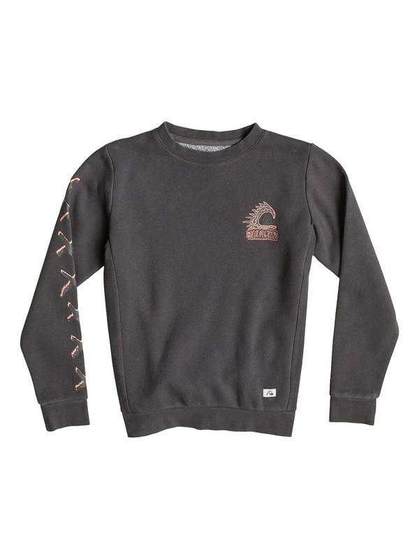 0 War Paint Crew - Sweatshirt  EQBFT03115 Quiksilver
