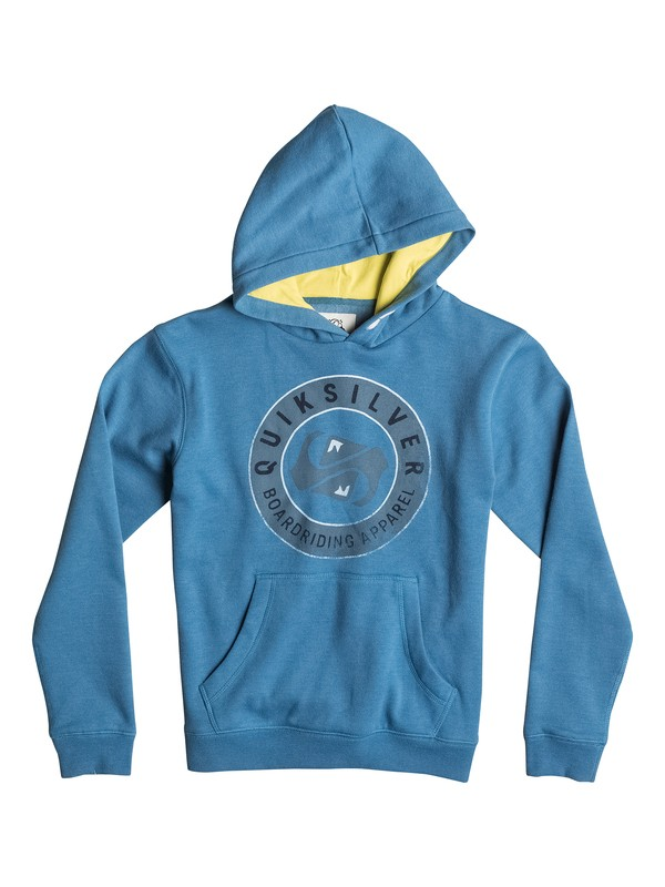0 Finish Line Front - Hoodie  EQBFT03118 Quiksilver