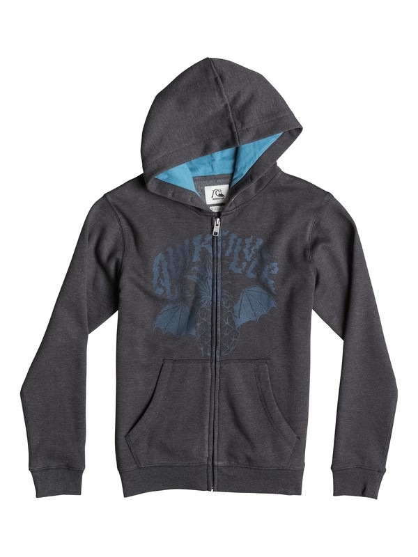0 Flying Pineapple - Hoodie  EQBFT03121 Quiksilver