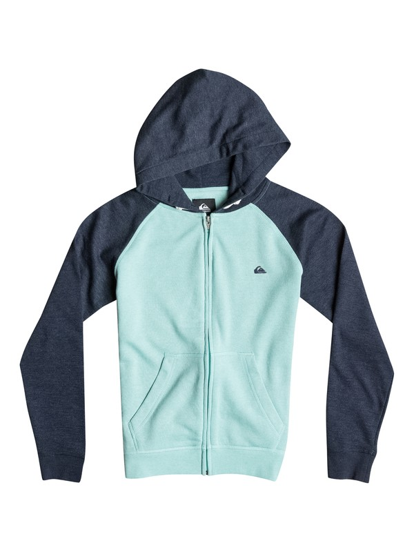 0 Everyday - Sweat à capuche zippé  EQBFT03182 Quiksilver