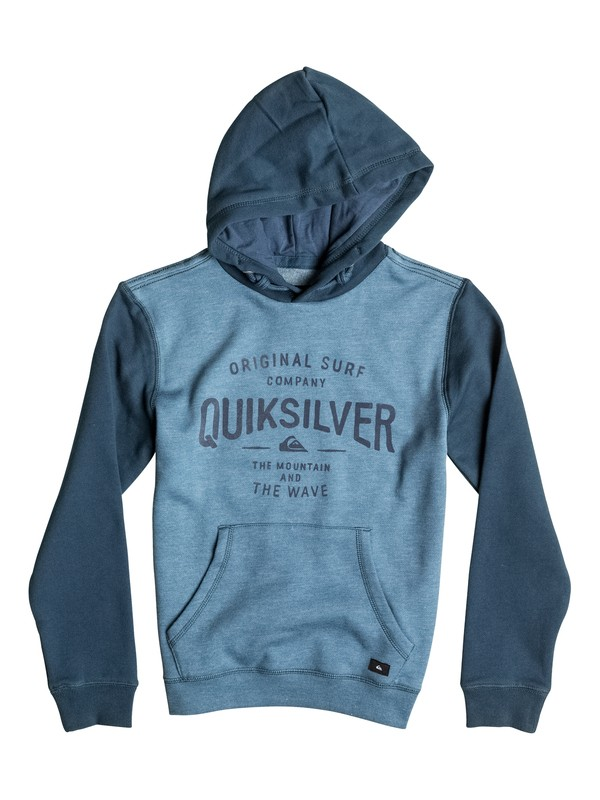 0 Ice Route Contrast - Hoodie  EQBFT03184 Quiksilver