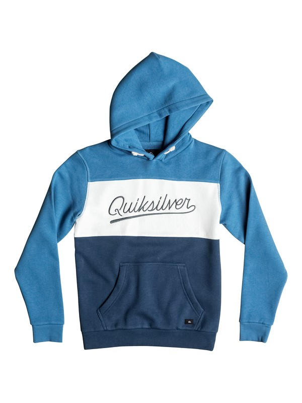 0 Dark Waters - Sweat à capuche  EQBFT03185 Quiksilver