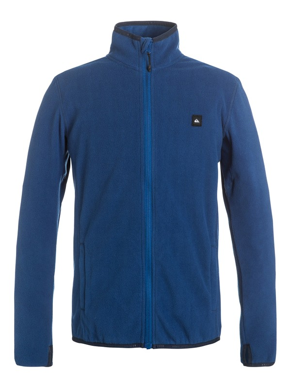 0 Aker - Zip-Up Technical Fleece  EQBFT03210 Quiksilver