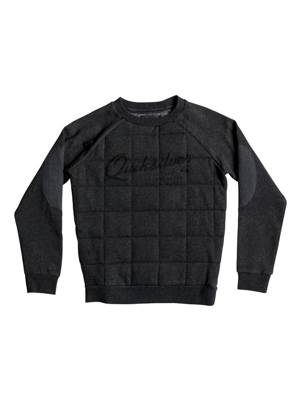 0 Happy Myth - Sweat matelassé  EQBFT03229 Quiksilver