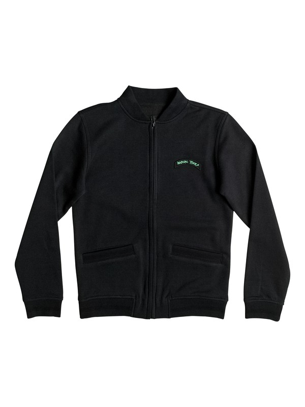 0 Hard Fought - Sweat zippé  EQBFT03233 Quiksilver