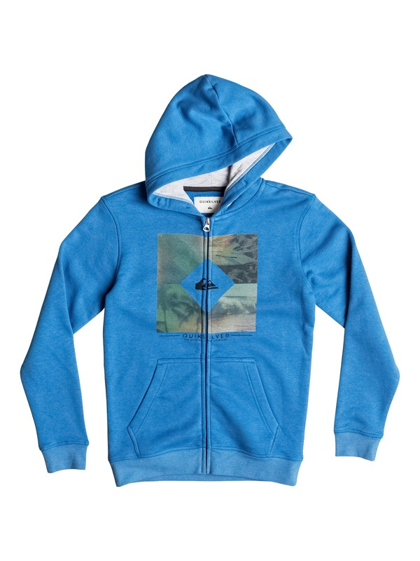 0 Diamond Day - Zip-Up Hoodie  EQBFT03235 Quiksilver