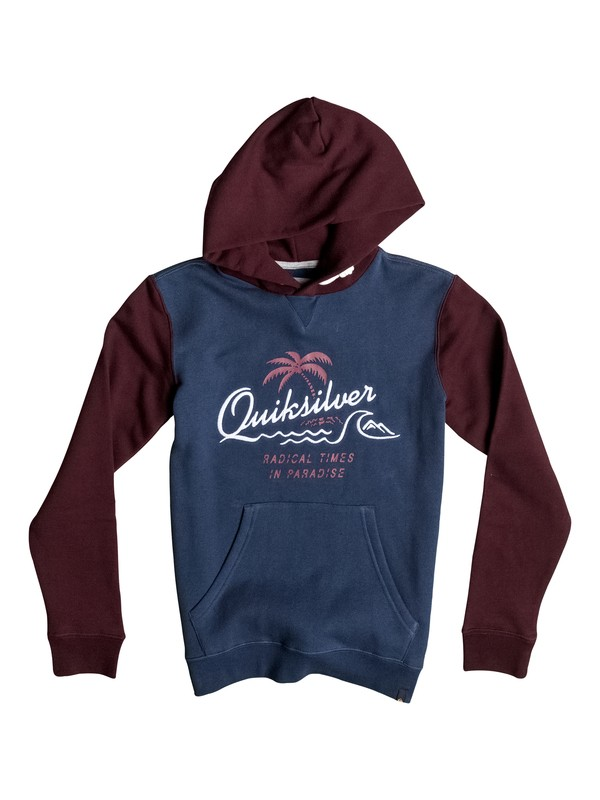 0 No Longer - Sweat à capuche  EQBFT03262 Quiksilver