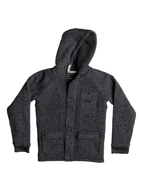0 Boy's 8-16 Frozen Over Zip-Up Hoodie  EQBFT03284 Quiksilver