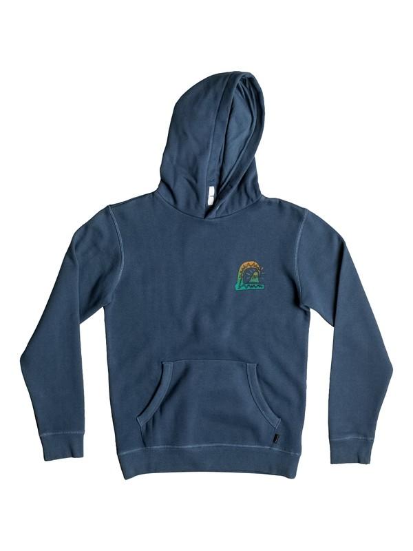 0 Boy's 8-16 Fluro Beach Hoodie  EQBFT03301 Quiksilver