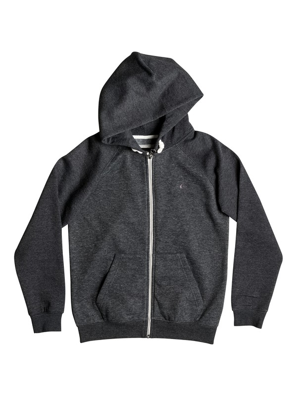 0 Boy's 8-16 Everyday Zip Hoodie  EQBFT03348 Quiksilver