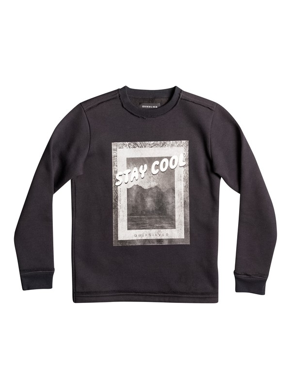 0 Stay Cool - Sweatshirt  EQBFT03374 Quiksilver