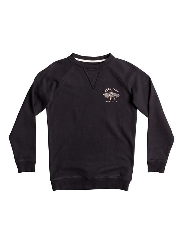 0 Dead Flat - Sweatshirt  EQBFT03384 Quiksilver