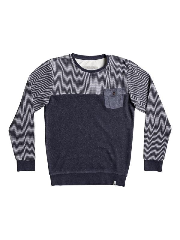 0 Mahatao - Sweatshirt Blue EQBFT03392 Quiksilver