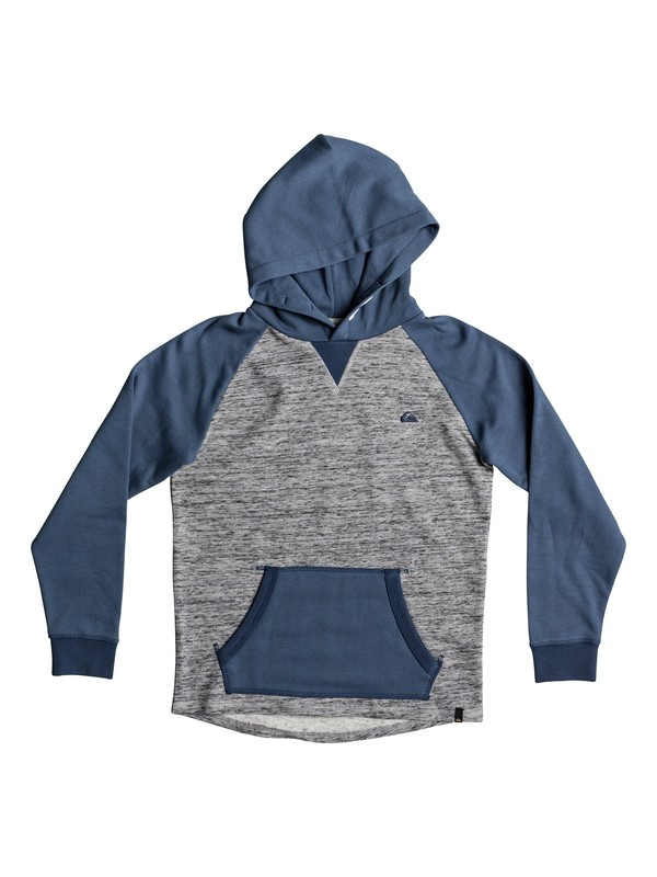 0 Stimpies  - Sweat à capuche Bleu EQBFT03427 Quiksilver