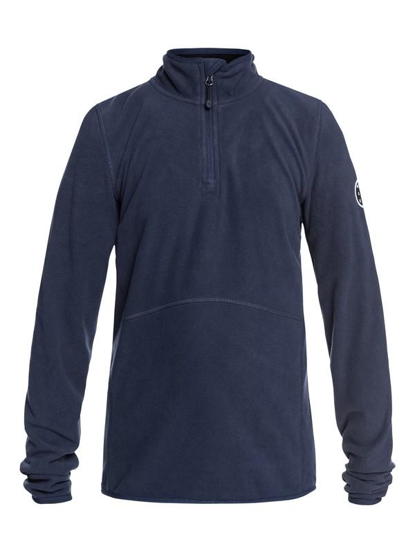 0 Aker - Technical Half-Zip Fleece  EQBFT03439 Quiksilver