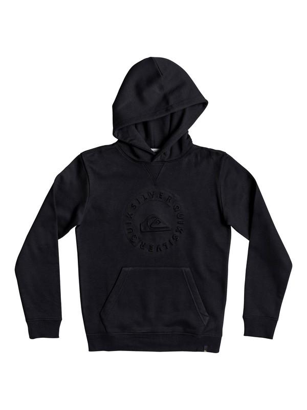 0 Hood Embossed - Hoodie Black EQBFT03442 Quiksilver