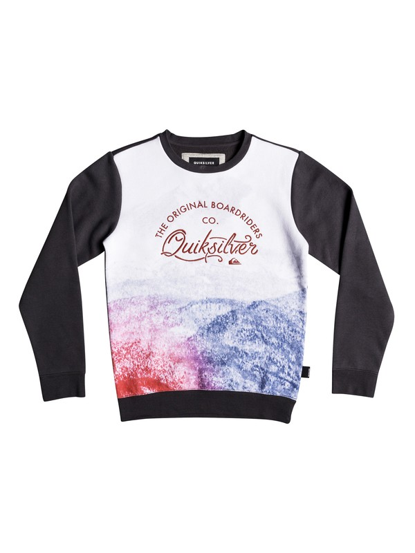 0 Lost In The Mountain - Sudadera  EQBFT03457 Quiksilver