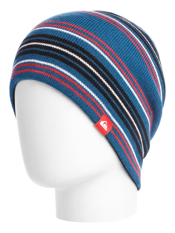 0 Preference Reversible Youth Beanie  EQBHA00004 Quiksilver