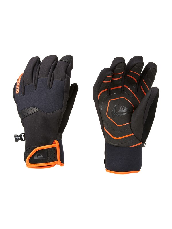 0 Method Youth Gloves  EQBHN00004 Quiksilver