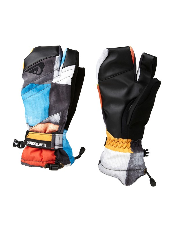 0 Tricks Youth Gloves  EQBHN00005 Quiksilver