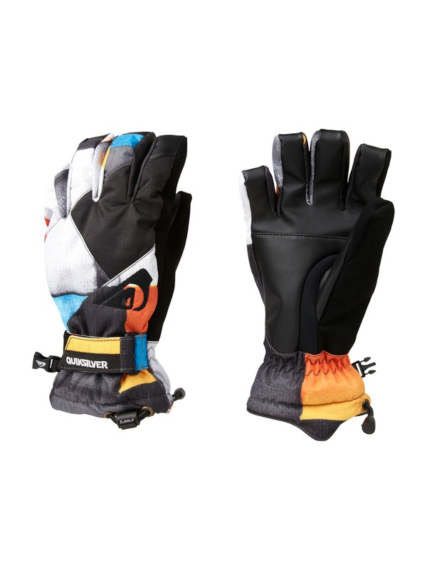 0 Meteor Youth gloves  EQBHN00007 Quiksilver