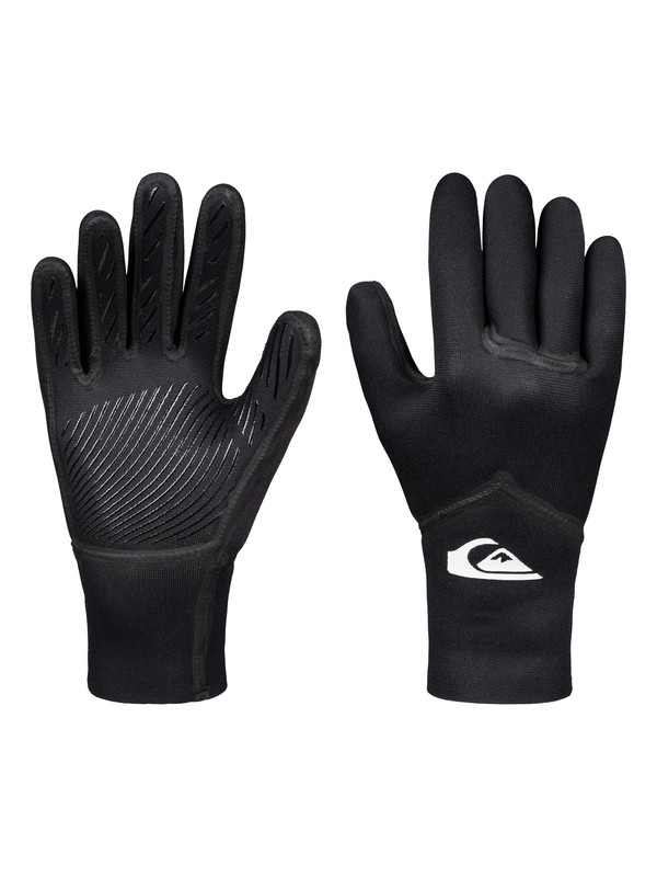 0 2mm Syncro - Surf Gloves Black EQBHN03009 Quiksilver